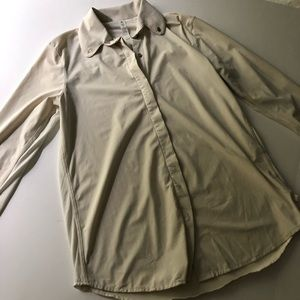 Lululemon easy day button down